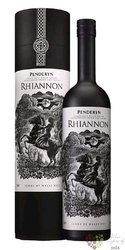 """Penderyn Icons of Wales no.7 """" Rhiannon """" single malt Welsh whisky 46% vol.  0.70 l"""