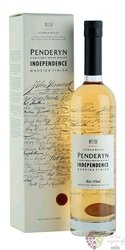"""Penderyn Icons of Wales no.2 """" Independence """" single malt Welsh whisky 41% vol.  0.70 l"""
