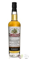 """Penderyn Icons of Wales no.6 """" the Royal Welsh """" single malt Welsh whisky 43% vol.  0.70 l"""