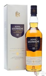 Royal Lochnagar 12 years old single malt Highland whisky 40% vol.  0.70 l