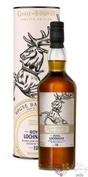 "Royal Lochnagar "" Game of Thrones ltd.House Baratheon "" Highland whisky 40%vol.0.70 l"