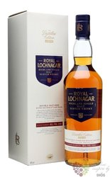 "Royal Lochnagar 1998 "" Distillers edition "" bott. 2011 Highland whisky 40% vol.1.00 l"