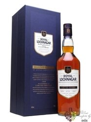 "Royal Lochnagar "" Selected reserve "" single malt Highland whisky 43% vol.  0.70l"