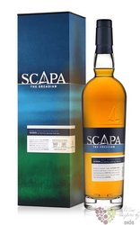 "Scapa "" Orcadian Skiren "" single malt Orkney whisky 40% vol.  0.70 l"