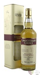 "Scapa 2001 "" Gordon & MacPhail Connoisseurs choice "" single malt Orkney whisky 43% vol.   0.70 l"
