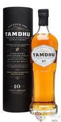 Tamdhu 10 years old single malt Speyside whisky 43% vol.  0.70 l