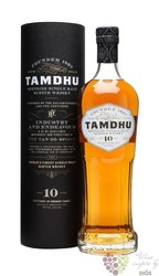 Tamdhu 10 years old single malt Speyside whisky 40% vol.  0.70 l