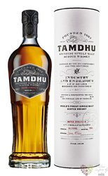 "Tamdhu "" Cask strength sherry cask batch.3 "" Speyside whisky 58.3% vol.  0.70 l"