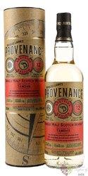 "Tamdhu 2007 "" Douglas Laing & Co Provenance "" aged 12 years Speyside whisky 46% vol.  0.70 l"