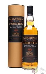 "Tamdhu 1966 ""MacPhail´s Collection"" single malt Speyside whisky by Gordon & MacPhail 43% vol. 0."