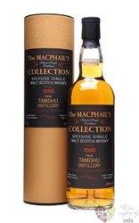"Tamdhu 1966 "" MacPhail´s collection"" single malt Speyside whisky 43% vol. 0.70 l"