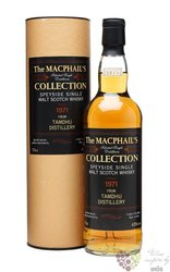 "Tamdhu 1971"" MacPhail´s collection"" single malt Speyside whisky 43% vol. 0.70 l"