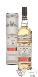 "Tamdhu 1998 "" Old Particular Douglas Laing & Co "" aged 16 years Speyside 48.4% vol.   0.70 l"