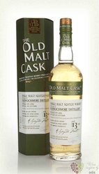 "Tamdhu 1997 "" Old malt cask "" aged 13 years Speyside whisky 50% vol.   0.70 l"