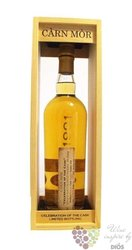 "Tamdhu 1991 "" Cellebration of the cask "" Speyside whisky by Carn Mor 49.8% vol.0.70 l"