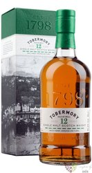 Tobermory 12 years old single malt Mull whisky 46.3% vol.  0.70 l