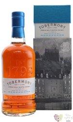 "Tobermory "" Sherry fino cask "" aged 12 years single malt Mull whisky 55.1% vol.0.70 l"