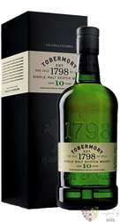 Tobermory 10 years old single malt Island of Mull whisky 46.3% vol.    0.70 l