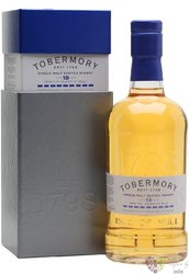 Tobermory 18 years old single malt Island of Mull whisky 46.3% vol.  0.70 l