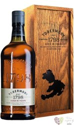 "Tobermory 1798 "" Limited Edition "" aged 15 years single malt Mull whisky 46.3% vol.      0.70 l"