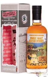 "Tobermory "" that Boutique-y batch.15 "" aged 12 years Mull whisky 50.3% vol.  0.50 l"