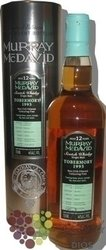Tobermory 1995 aged 15 years Islands whisky by Murray McDavid 46% vol.    0.70 l