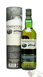 "Tomintoul "" Peaty Tang "" Speyside single malt whisky 4O% vol.     1.00 l"