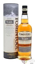 "Tomintoul "" Tlath "" Speyside single malt whisky 40% vol.  0.70 l"