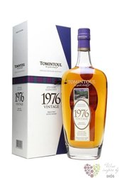 Tomintoul 1976 Speyside single malt whisky 40% vol.  0.70 l