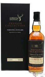 "Tomintoul 1972 "" Gordon & MacPhail Rare old "" Speyside whisky 45.1% vol.  0.70 l"