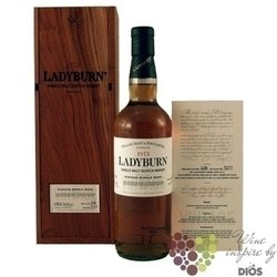 Ladyburn 1973 Vintage Single Cask aged 27 years Single malt Lowland whisky 50.4% Vol.     0.70 l