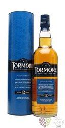Tormore 12 years old Speyside Single malt whisky 40% vol.   1.00 l
