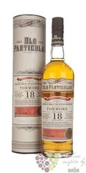 """Tormore 1995 """" Old Particular Douglas Laing & Co """" aged 18 years Speyside 48.4%vol.  0.70 l"""