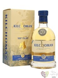 "Kilchoman "" 100% Islay "" 4th edition single malt whisky 50% vol.    0.70 l"
