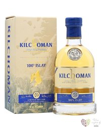 "Kilchoman "" 100% Islay "" 5th edition single malt Islay whisky 50% vol.  0.70 l"