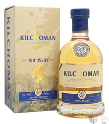 "Kilchoman "" 100% Islay "" 7th edition single malt whisky 50% vol.  0.70 l"
