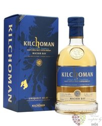 "Kilchoman 2016 "" Machir bay "" Islay single malt whisky 46% vol.  0.70 l"