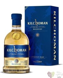 "Kilchoman "" Machir bay "" Islay single malt whisky 46% vol.  0.70 l"