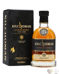 "Kilchoman 2015 "" Loch Gorm Sherry cask "" Islay single malt whisky 46% vol.    0.70 l"