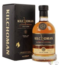 "Kilchoman 2017 "" Loch Gorm Sherry cask "" Islay single malt whisky 46% vol.  0.70 l"