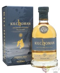 "Kilchoman "" Soligo bay "" Islay single malt whisky 46% vol.  0.70 l"