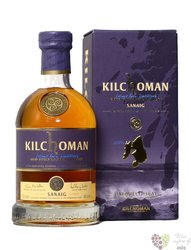 "Kilchoman "" Sanaig "" Islay single malt whisky 46% vol.  0.70 l"