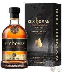 "Kilchoman "" Loch Gorm 2021 "" Islay single malt whisky 46% vol.  0.70 l"