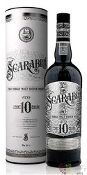 Scarabus 10 years old single malt Islay whisky by Hunter Laing 46% vol.  0.70 l