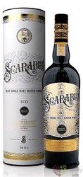 "Scarabus "" Batch Strength "" single malt Islay whisky by Hunter Laing 57% vol.  0.70 l"