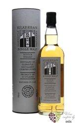 """Kilkerran """" Work in Progress 2 """" Campbeltown single malt whisky by Glengyle 46%vol.    0.70 l"""