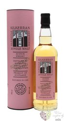 "Kilkerran "" Work in Progress 6 bourbon wood "" Campbeltown whisky by Glengyle 46%vol.    0.70 l"