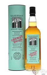 "Kilkerran "" Work in Progress 7 sherry wood "" Campbeltown whisky by Glengyle 46%vol.    0.70 l"