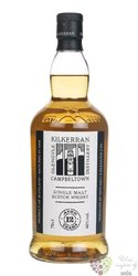 "Kilkerran "" Work in Progress 4 "" Campbeltown single malt whisky by Glengyle 46%vol.    0.70 l"
