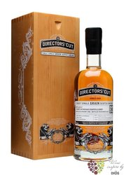 "Port Dundas 1982 "" Director´s cut "" aged 30 years whisky by Douglas Laing & co 58.7% vol.    0.7"